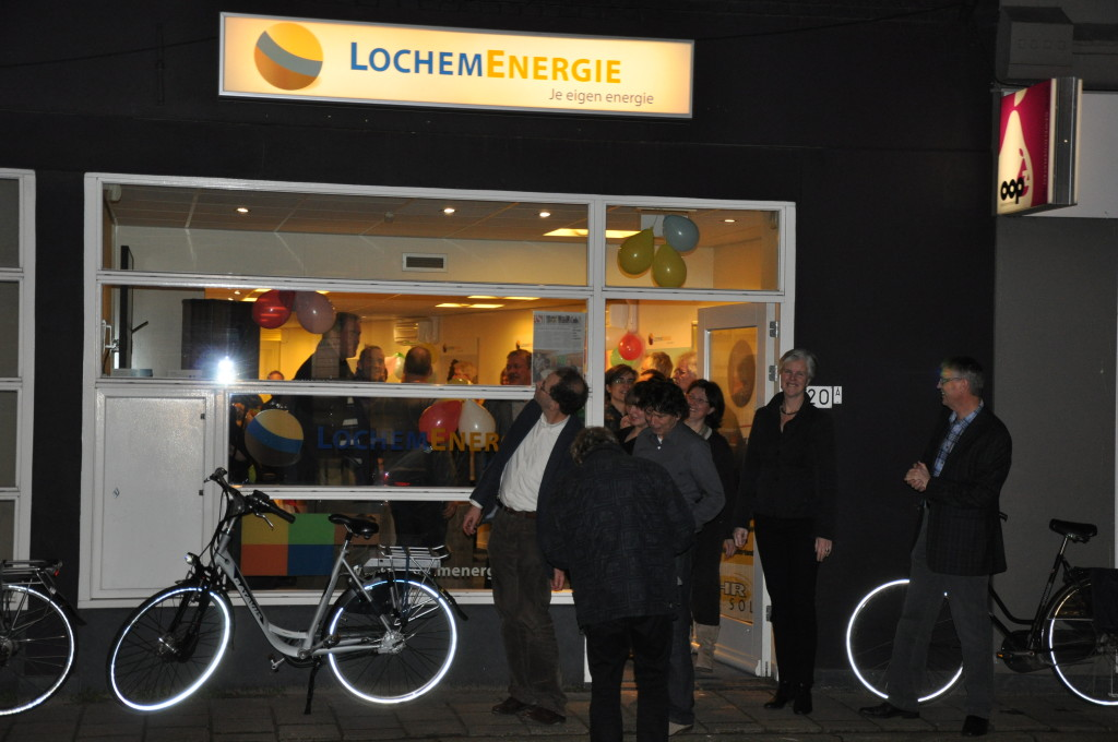 Opening winkel LochemEnergie