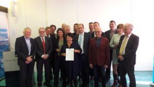 Ondertekening Green Deal Pilot Nationale Koolstofmarkt