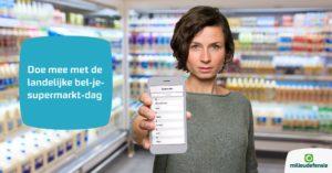 bel je supermarkt dag