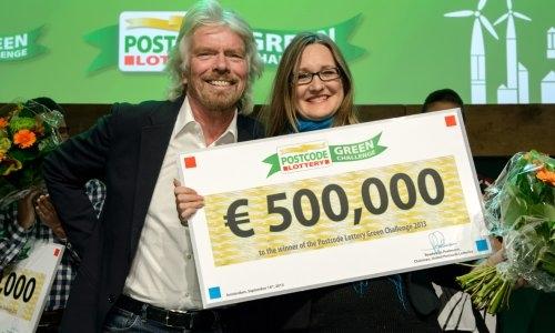 Amerikaanse Ginger Dosier wint €500.000 euro voor groen ondernemingsplan