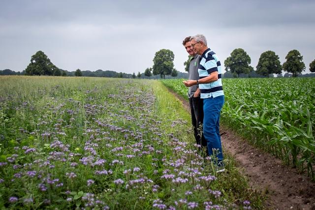 Actieplan Natuurinclusieve landbouw Gelderland gepresenteerd