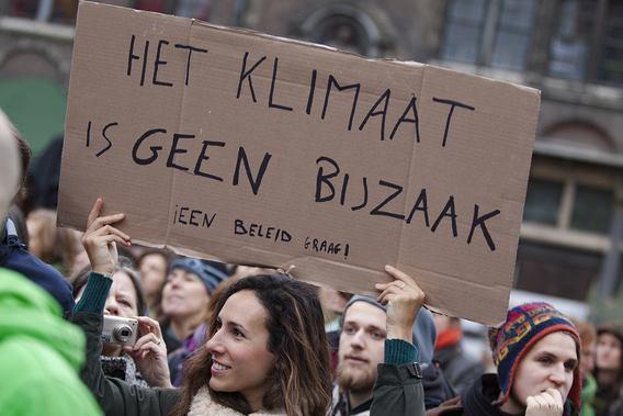Loop mee in de Eerlijke Klimaatmars