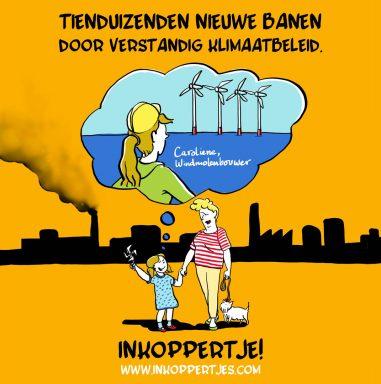 'Inkoppertjes' voor het klimaat