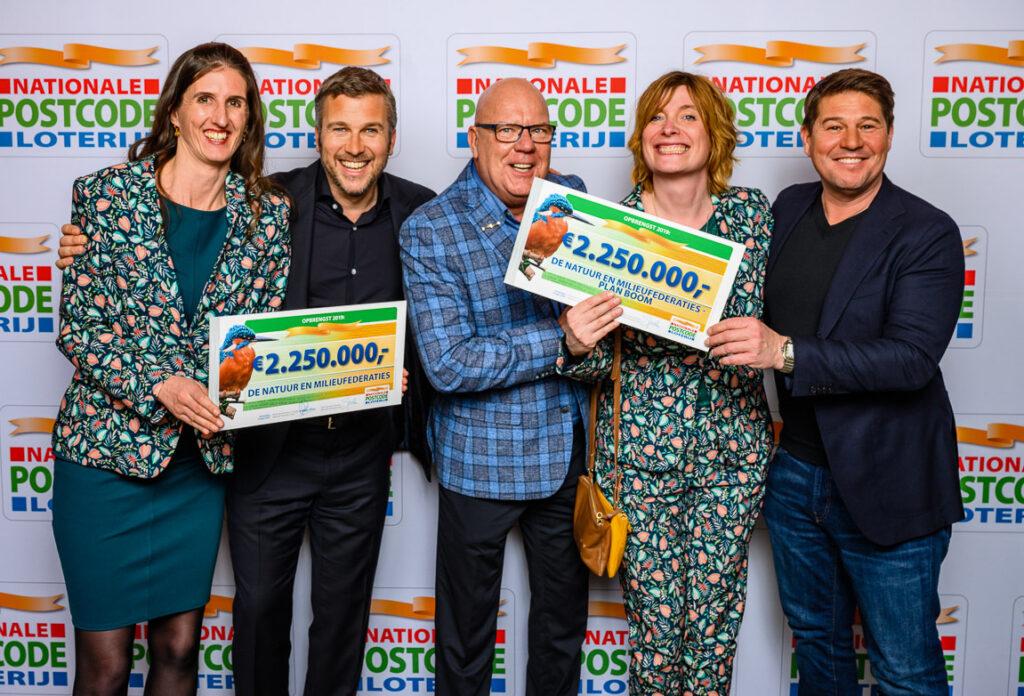 Natuur en Milieufederatie krijgt steun van Postcode Loterij