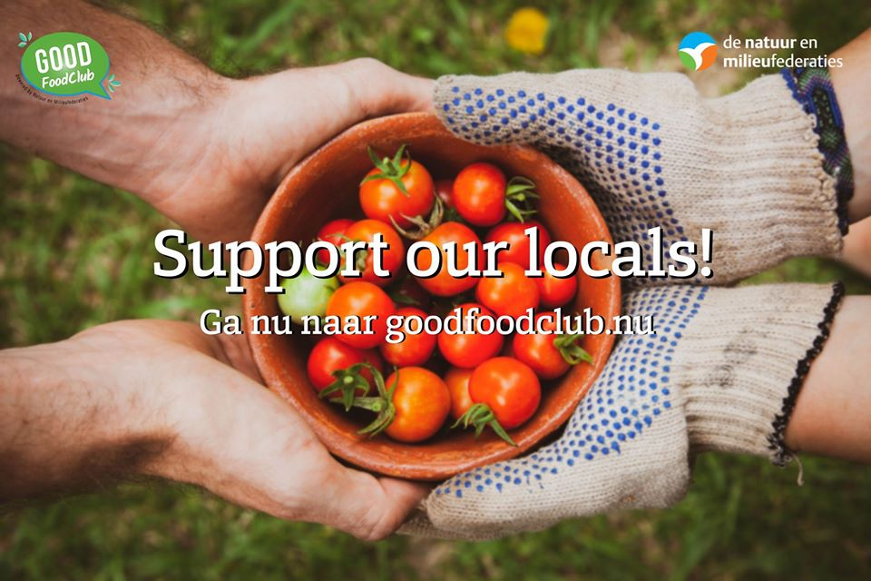 Nieuwe campagne promoot lokale duurzame boeren