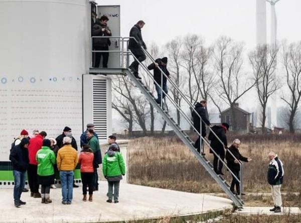 Wind- en zonneparken realiseren met inwoners