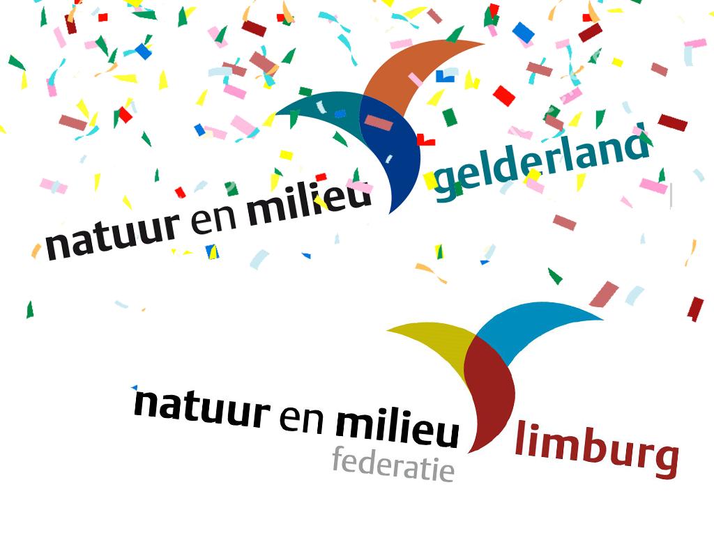 Hoera! Natuur en Milieu Gelderland en NMF Limburg bestaan 50 jaar